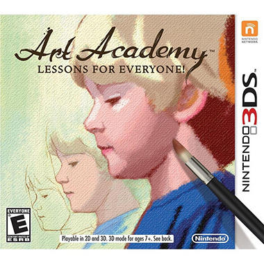 Art Academy: Lessons for Everyone - 3DS