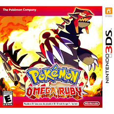 Pokemon Omega Ruby - Nintendo 3DS