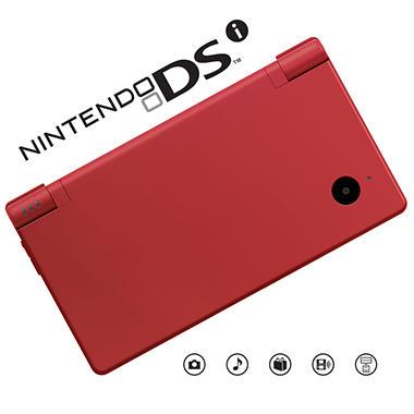 Nintendo DSi  Matte Hardware - Red