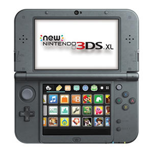 New Nintendo 3DS XL - New Black