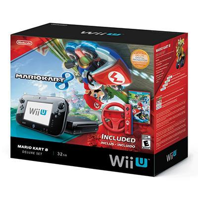 Nintendo Wii U Mario Kart 8 Deluxe