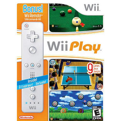Wii Play with Bonus Remote - Wii