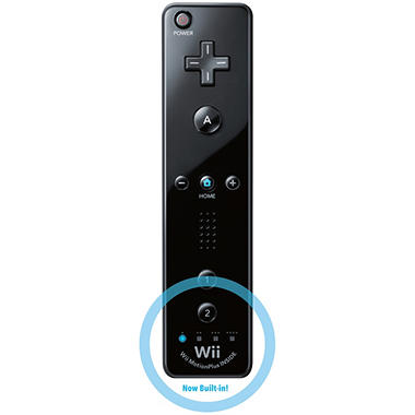 Wii Remote Plus - Various Colors