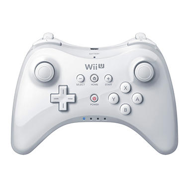 Nintendo Pro Controller for the Wii U - Various Colors