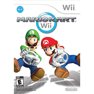 Mario Kart (Software Only) - Wii