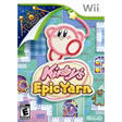 Kirby's Epic Yarn - Wii