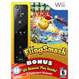 FlingSmash™ w/Black Wii Remote Plus - Wii