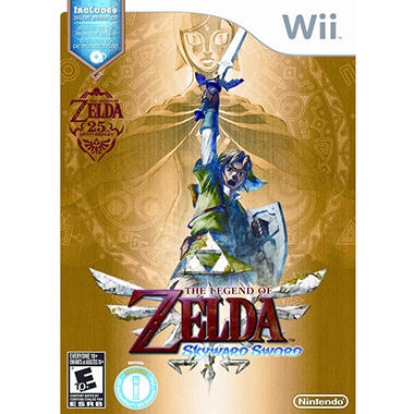 The Legend of Zelda: Skyward Sword with Special Edition CD - Wii