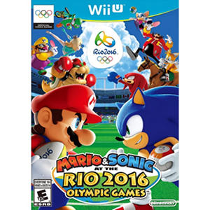 Mario & Sonic at the Olympic Games: Rio 2016 - Wii U