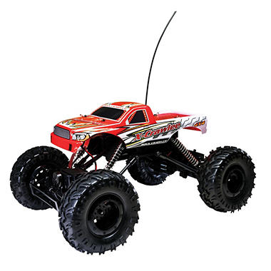 X-Crawlee 4 x 4 RC Car