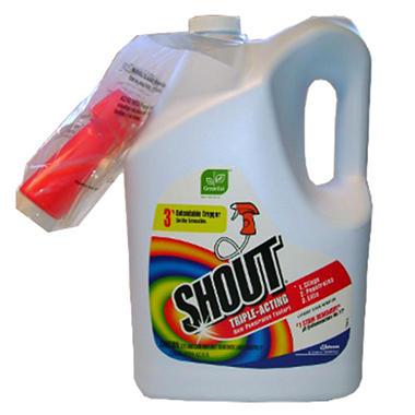 Shout Stain Remover 172 Fl Oz Sam S Club