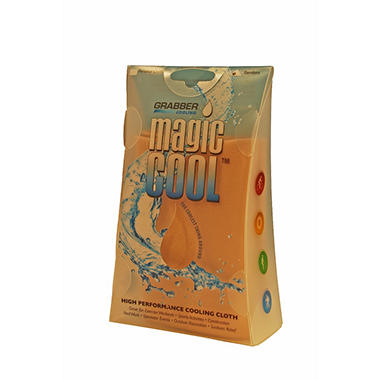 Magic Cool Cooling Towel - Khaki