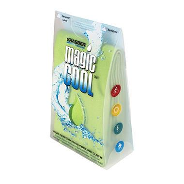 Magic Cool Cooling Towel - True Timber Camo