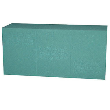 Oasis Floral Foam - Advantage - 36 Ct