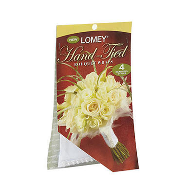OASIS� Lomey� Hand-Tied Bouquet Wraps