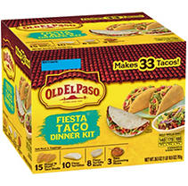 Enjoy all of your Old El Paso favorites in one box Just add meat and your favorite toppings For more fun recipes visit oldelpaso.com