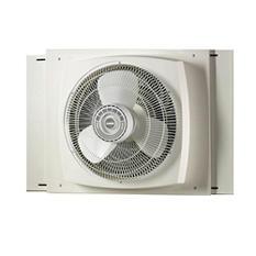 """16"""" Electrically Reversible Window Fan"""