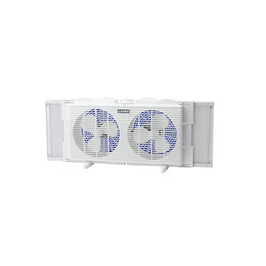 "Lasko 7"" Twin Window Fan"