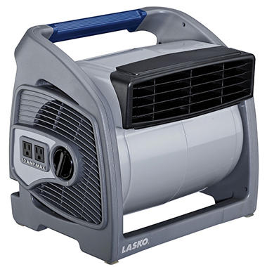 Lasko Max Performance Pivoting Utility Fan