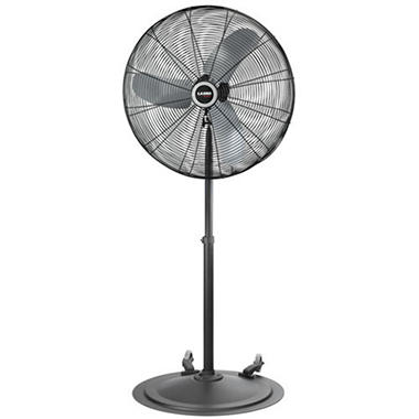 "Lasko Max Performance 30"" Industrial Grade Oscillating Fan with Wheels"