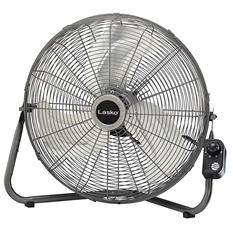 "Lasko Max Performance 20"" High Velocity Fan with Quickmount"