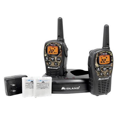 Midland 24-Mile Two-Way Radio - 2 Pack