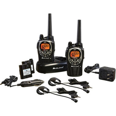 Midland 36-Mile 50 Channel Two-Way Radio