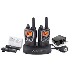 Midland X-Talker 38-Mile Two-Way Radio 2pk. - T71VP3