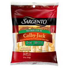 Sargento Reduced Fat Colby-Jack Sticks (18 oz., 24 ct.)