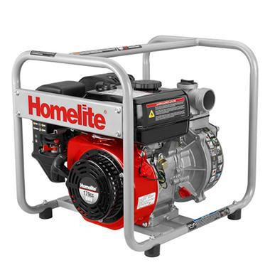 "Homelite 2"" Utility Water Transfer Pump"