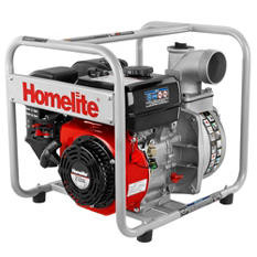 "Homelite 3"" Utility Water Transfer Pump"
