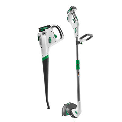Scotts SYNC System 20-Volt Lithium-Ion Cordless String Trimmer/Blower Combo Kit