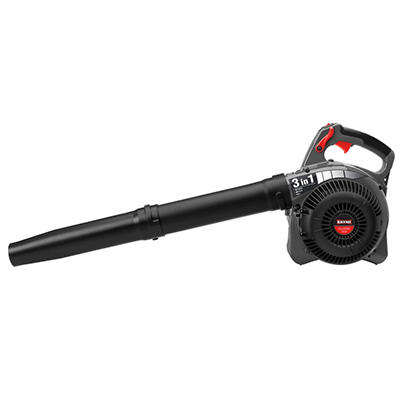 Black Max 160 MPH/ 420 CFM Blower/Vac with 2-Cycle Commercial Grade Engine