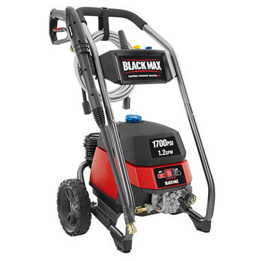 Sale Black Max 1700 Psi Electric Pressure Bm801700