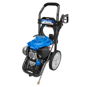 Black Max 2700 PSI Gas Pressure Washer (Powered by Subaru 174cc)