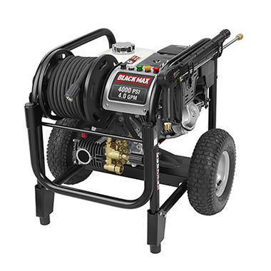 Black Max 4000 PSI Pressure Washer