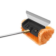 PowerFit Pressure Washer Window and Siding Brush/Squeegee