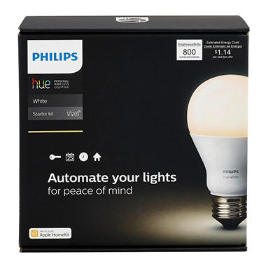 Philips hue white starter kit sam 39 s club - Philips hue starter kit ...