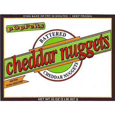 Anchor Cheddar Nuggets - 36 oz.