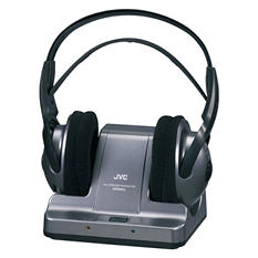 JVC 900 MHz Wireless Headphones