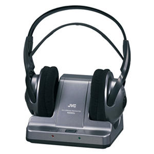 JVC 900 MHz Wireless TV Headphones