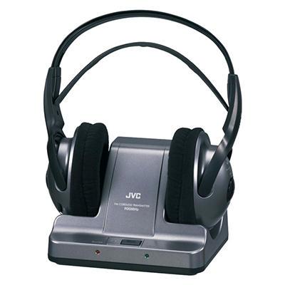 JVC 900 MHz Wireless Headphones