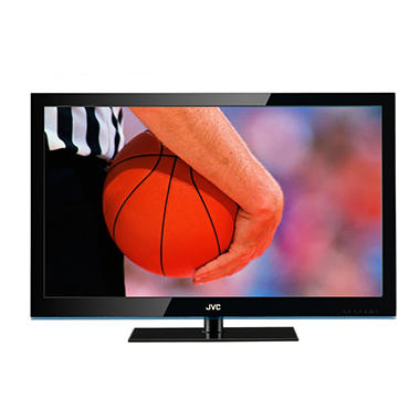 "42"" JVC LED 1080p 120Hz HDTV"