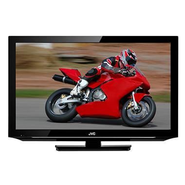 """46"""" JVC LCD 1080p HDTV"""
