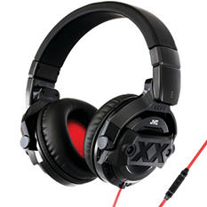JVC Xtreme Xplosives DJ Headphones