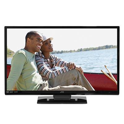 """32"""" JVC LED/DVD 720p Combo HDTV"""