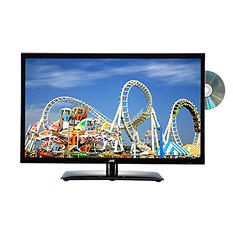 "JVC 24"" 720p LED TV/DVD Combo - LT-24DE74"