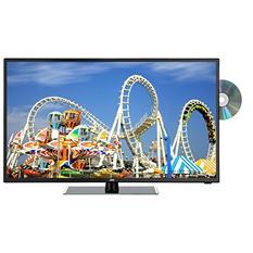 "JVC 32"" Class 720p LED/DVD Combo HDTV - LT-32DE75"