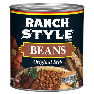Ranch Style Brand Beans - 102oz at Sears.com