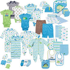 Gerber 39-Piece Baby Boy Layette Set